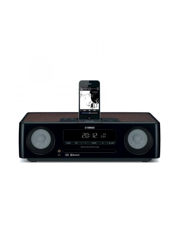 SISTEMA ESTÉREO DE SOBREMESA TSX-B232 YAMAHA - Sistema estereo de sobremesa con receptor de Bluetooth incluido. Excelente calidad sonora iPod Dock en la parte superior. Fácil de manejar. Amplio display y mando sencillo. ¡NUEVO PRECIO!