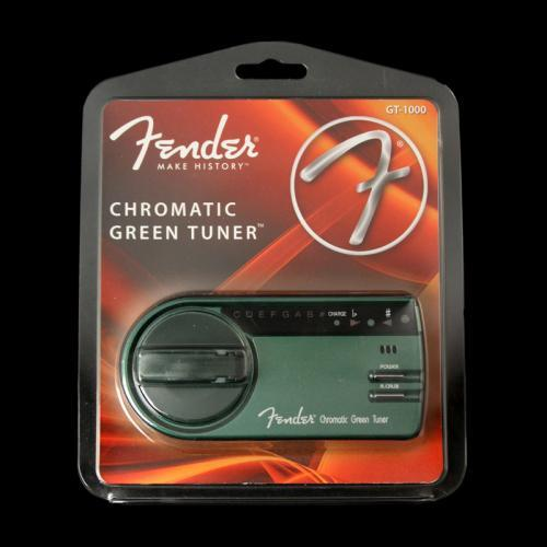 Chromatic Green Tuner™