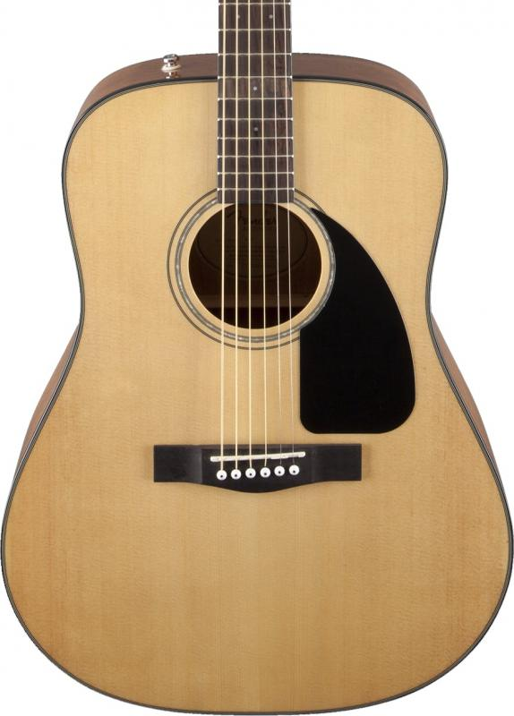 GUITARRA ACÚSTICA FENDER CD 60 Dread V3 DS Nat WN