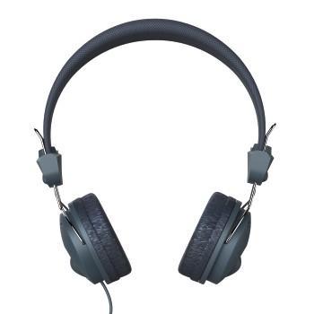 Auriculares Diadema HAMA Azul - Auricular Fun Music Cable OnEar Azul