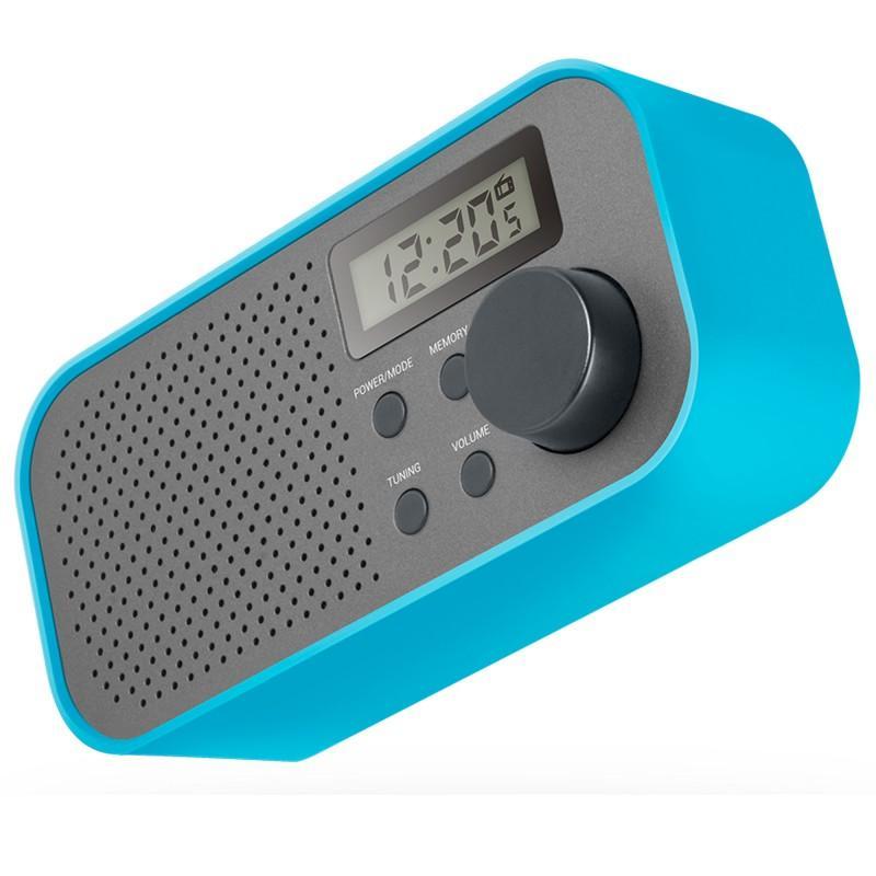 RADIO AM/FM SPC FROSTY AZUL