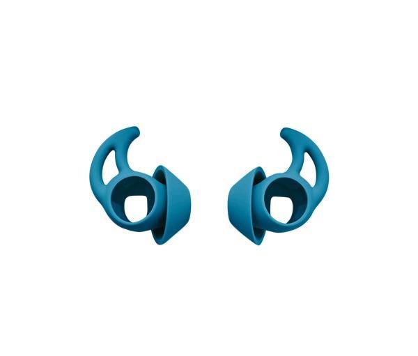 FUNDAS DE SILICONA PARA AURICULARES BOSE SPORT EARBUDS SMALL BALTIC BLUE