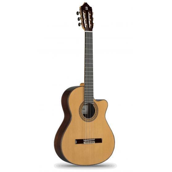 GUITARRA ACÚSTICA ELECTRIFICADA ALHAMBRA 9 P CW E2 - Guitarra Acústica Electrificada ALHAMBRA 9 P CW E2 FISHMAN Prefix-Pro Blend