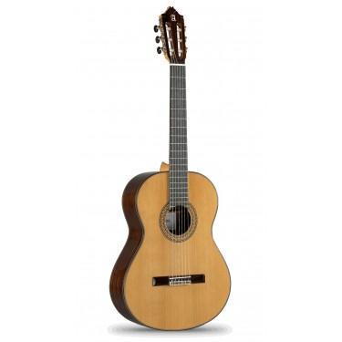GUITARRA ACÚSTICA ELECTRIFICADA ALHAMBRA Requinto 9 P CW - GUITARRA ACÚSTICA  Guitarra Acústica ElectrificadaALHAMBRA Requinto 9 P CW