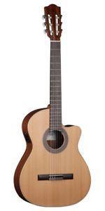 GUITARRA ACÚSTICA ELECTRIFICADA ALHAMBRA 3 C CW E1 FISHMAN Clásica M - Guitarra Acústica Electrificada 3 C CW E1 FISHMAN Clásica M