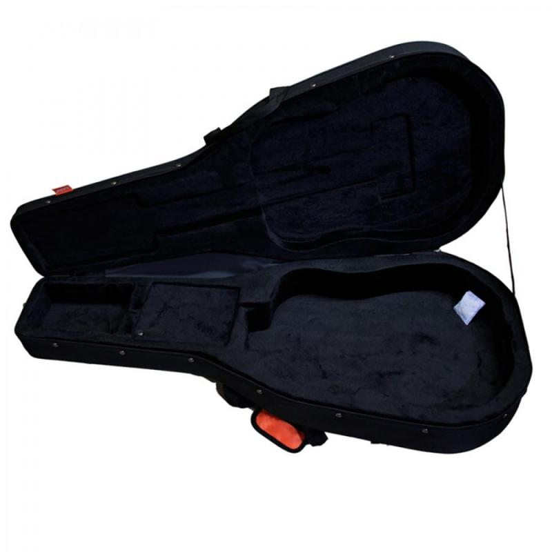 ESTUCHE GUITARRA ACUSTICA ARMOUR FOAM ARM2400W