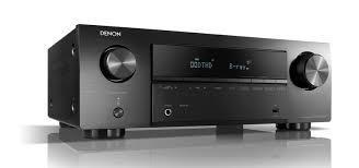 RECEPTOR AUDIO/VIDEO DE ALTA DEFINICIÓN DENON AVR-X550BT 5x90W - RECEPTOR AUDIO/VIDEO DE ALTA DEFINICIÓN DENON AVR-X550BT 5x90W