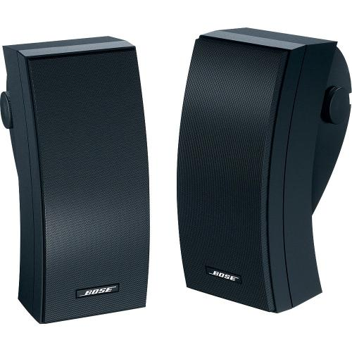 ALTAVOCES DE EXTERIOR BOSE 251 COMPATIBLE HASTA 200W COLOR NEGRO