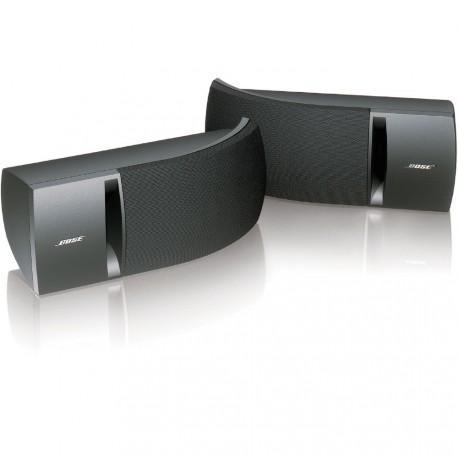 Altavoces stéreo BOSE® 161 color  Negro - Altavoces BOSE® 161. Incluye 2 unidades.