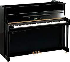 PIANO ACUSTICO YAMAHA B2 SILENT NEGRO PULIDO