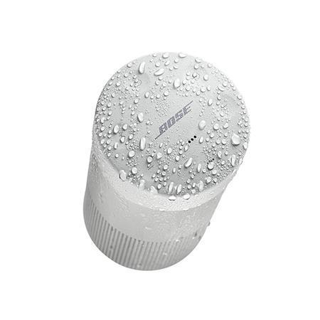 Sistemas de Música Inalámbrico Por Bluetooth Bose SoundLink Revolve - Altavoz Bluetooth con sonido en 360°. Si lo colocas junto a una pared, el sonido se refleja y proyecta por toda la sala para que puedas sentirte como si estuvieses en un concierto.