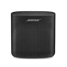 ALTAVOZ INALÁMBRICO NFC BLUETOOTH BOSE SOUNDLINK COLOR II COLOR NEGRO