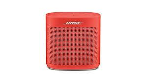 ALTAVOZ INALÁMBRICO NFC BLUETOOTH BOSE SOUNDLINK COLOR II COLOR ROJO