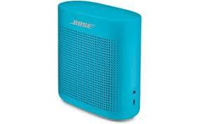ALTAVOZ INALÁMBRICO NFC BLUETOOTH BOSE SOUNDLINK COLOR II COLOR AZUL