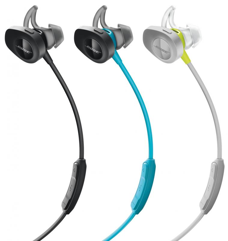 AURICULARES BLUETOOTH BOSE SOUNDSPORT WIRELESS ESPECIAL DEPORTE - AURICULARES BLUETOOTH BOSE SOUNDSPORT WIRELESS ESPECIAL DEPORTE
