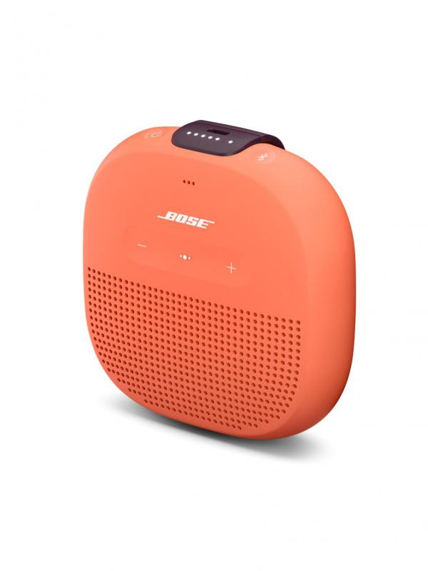 ALTAVOZ INALÁMBRICO BLUETOOTH BOSE SOUNDLINK MICRO COLOR NARANJA