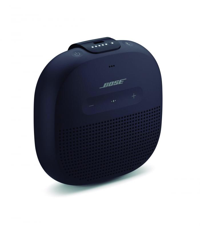 ALTAVOZ INALÁMBRICO BLUETOOTH BOSE SOUNDLINK MICRO COLOR AZUL OSCURO