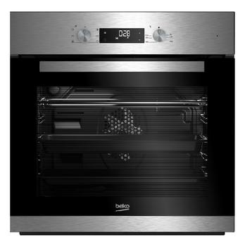 HORNO MULTIFUNCION BEKO 6 FUNCIONES DISPLAY MOD. BIE22300X