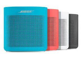 Bose SoundLink Color II - Altavoz Bluetooth NFC resistente al agua con exterior de silicona