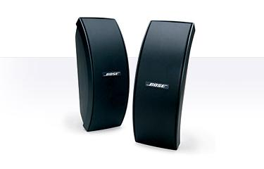 ALTAVOCES DE EXTERIOR BOSE 151 COMPATIBLE HASTA 100W COLOR NEGRO