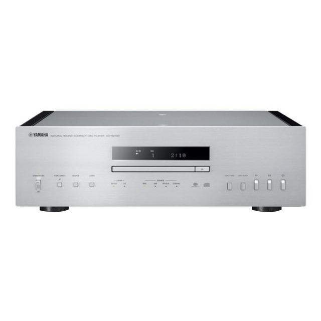 LECTOR DE CD Y SACD YAMAHA CD-S2100 CON USB COLOR PLATA