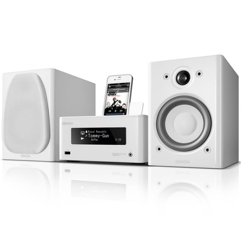 MICRO CADENA DENON CEOL PICCOLO CON WIFI,BLUETOOTH,AIRPLAY POTENCIA 65W