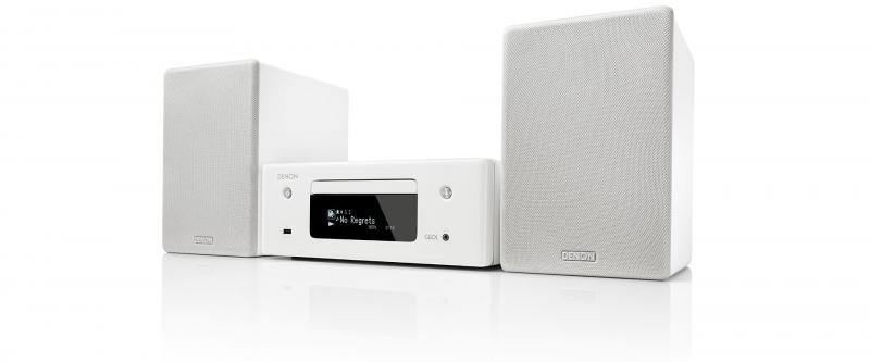 CEOL/N10 - Cadena con conexión en red, sintonizador AM/FM y lector de CD