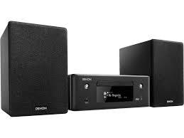 MICRO CADENA DENON CEOL N10 CON WIFI,BLUETOOTH,AIRPLAY,HEOS,CD POTENCIA 2x65W COLOR NEGRO
