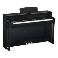 PIANO DIGITAL CLAVINOVA YAMAHA CLP 735 NEGRO