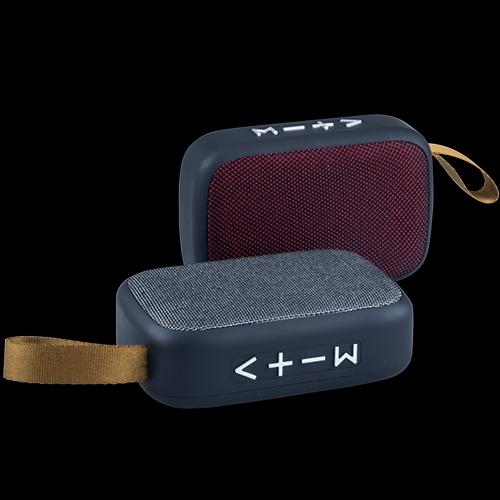 ALTAVOZ PORTATIL BLUETOOTH DAEWOO USB/MICRO SD MANOS LIBRES RADIO FM POTENCIA 5W