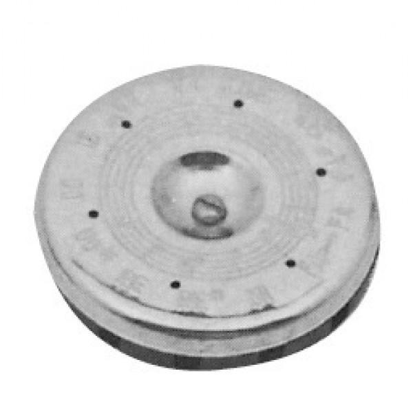 Diapason crómatico circular -