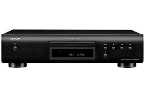 LECTOR DE CD/MP3 DENON DCD-600NE COLOR NEGRO