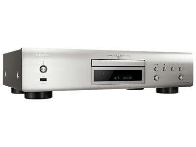 LECTOR DE CD/MP3 DENON DCD-800NE. ENTRADA USB. COLOR SILVER PREMIUM