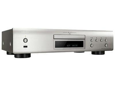 LECTOR DE CD/MP3 DENON DCD-800NE. ENTRADA USB. COLOR SILVER PREMIUM