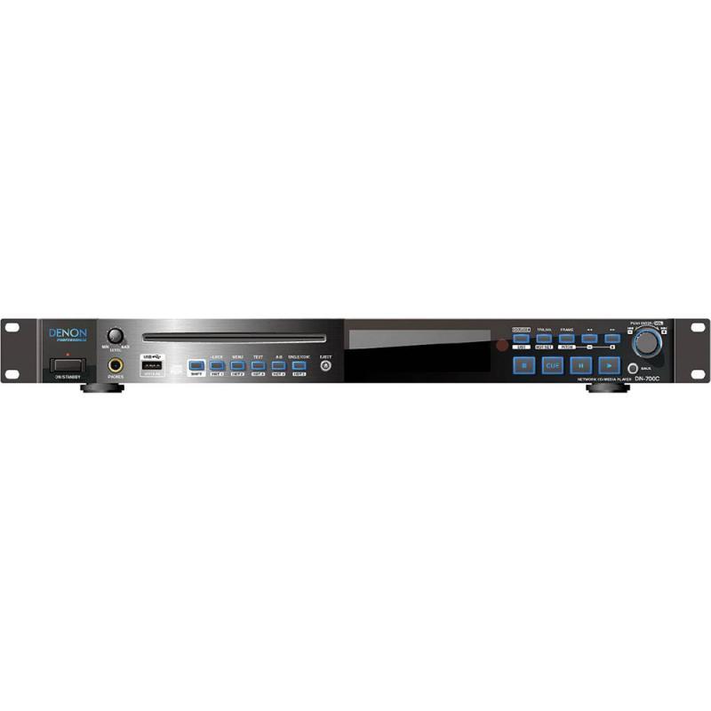 DENON DN-700C - Reproductor CD / Media en red DENON DN-700C.