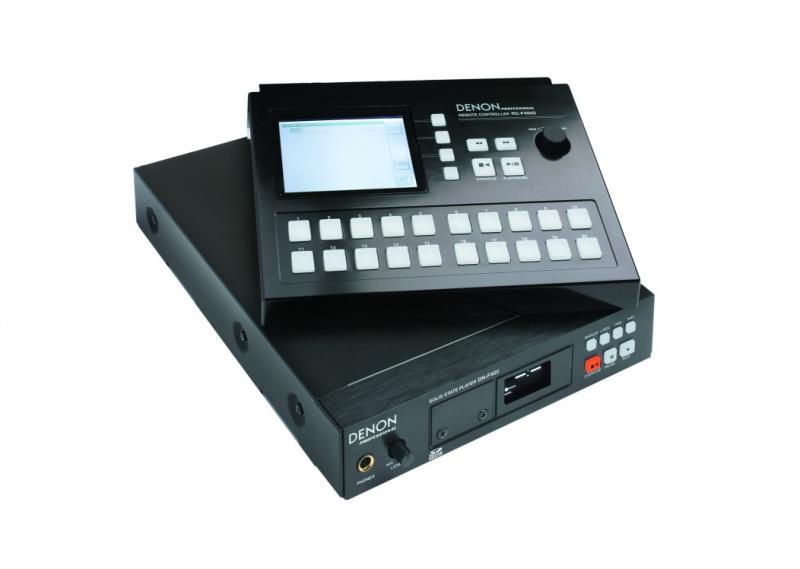 DENON RC-F400S - Control remoto DENON RC-F400S para el DN-700R.