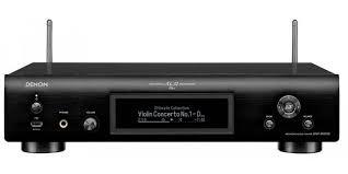 LECTOR DE AUDIO EN RED DENON DNP-800NE. HEOS. CONTROL DE VOZ ALEXA, AIRPLAY 2 Y SPOTIFY CONNECT COLO