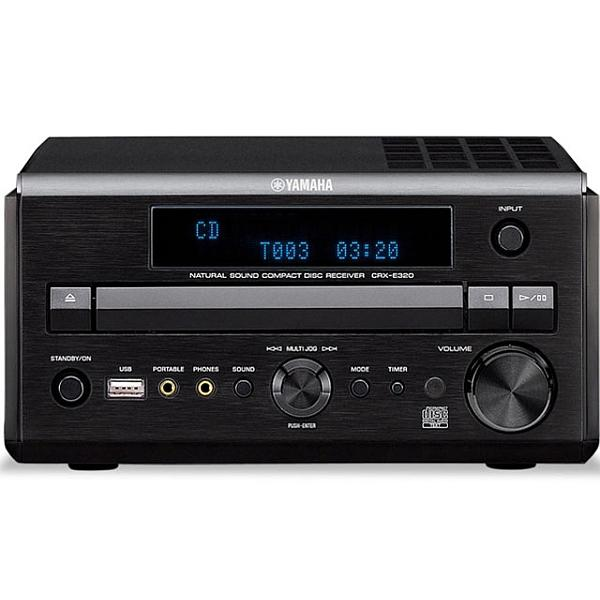 MICRO CADENA YAMAHA E320 2x30W CD-MP3-USB