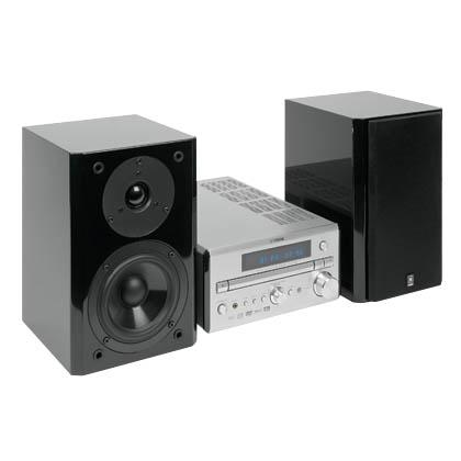 MICRO CADENA YAMAHA E700 2x30W DVD-CD-MP3