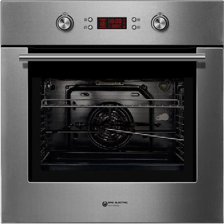 HORNO MULTIFUNCION EAS ELECTRIC CON RAILES TELESCOPICOS INOX
