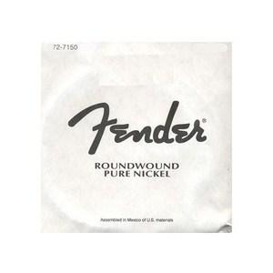 Cuerda bajo FENDER 0.80 pure nickel -