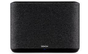ALTAVOZ AMPLIFICADO MULTIROOM DENON HOME 250 WIFI,BLUETOOTH,AIRPLAY,USB COLOR NEGRO