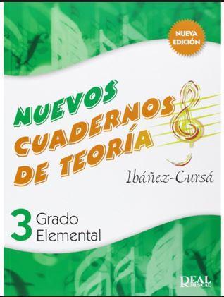 LIBRO CUADERNO DE TEORIA 3 IBAÑEZ CURSA