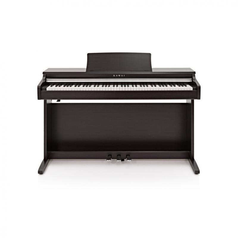 PIANO DIGITAL KAWAI KDP-110 CON SOPORTE Y 3 PEDALES
