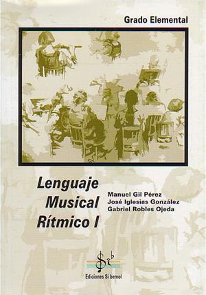 LIBRO DE LENGUAJE MUSICAL RÍTMICO 1 EDICIÓN SI BEMOL