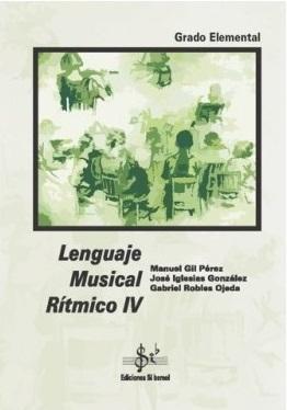 LIBRO DE LENGUAJE MUSICAL RÍTMICO 4 EDICIÓN SI BEMOL