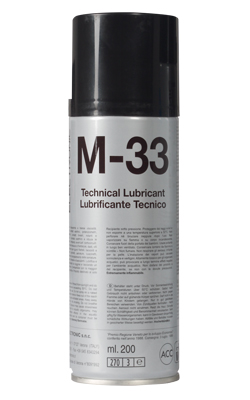 ACEITE LUBRICANTE M-33