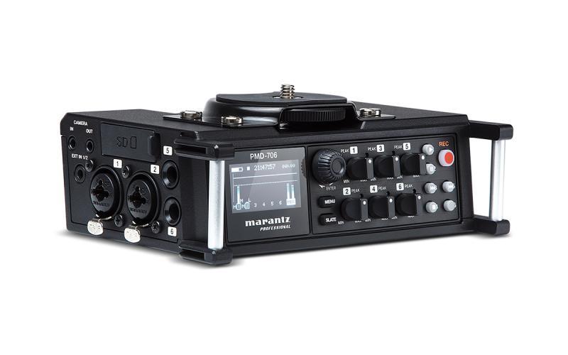 MARANTZ PMD-706 - Equipo de grabación portátil MARANTZ PMD-706.