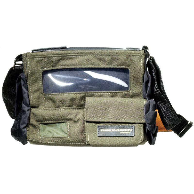 MARANTZ PRC-600 - MARANTZ PRC-600 Bolsa de gran resistencia, equipada con grandes bolsillos para guardar y transportar cómodamente el PMD670 y todos sus accesorios.