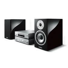 MICRO CADENA YAMAHA MUSICCAST MCR-N870 CON FUNCIONES DE RED, LECTOR DE CD,AMPLIFICADOR Y ALTAVOCES.